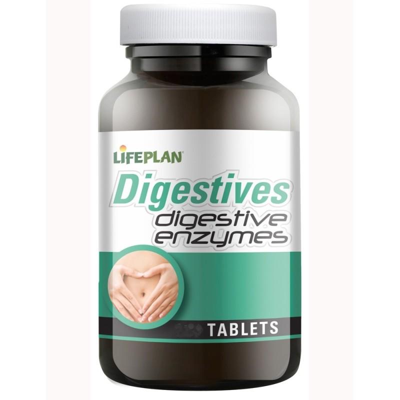 DIGESTIVE ENZYMES – ENZIMAS DIGESTIVAS - 60 Comprimidos