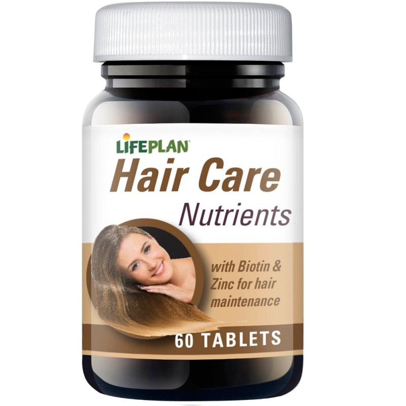 HAIR CARE – NUTRIENTES CAPILARES - 60 comprimidos