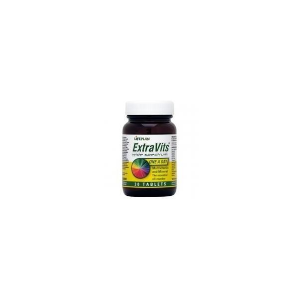 EXTRAVITS - 30 comprimidos