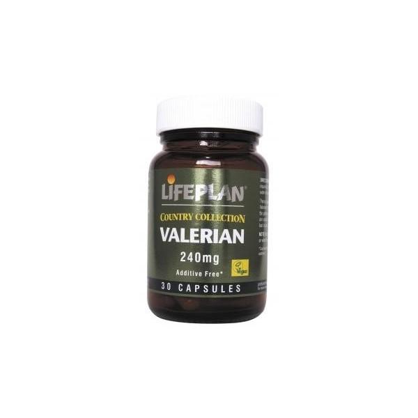 Valeriana - 30 Cápsulas a 240mg