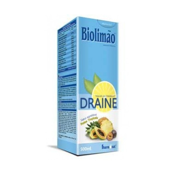 BIOLIMÃO DRAINE MEN 500ML