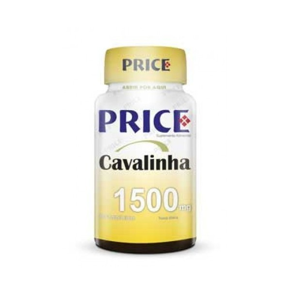 CAVALINHA 1500MG 90 COMPR. - PRICE