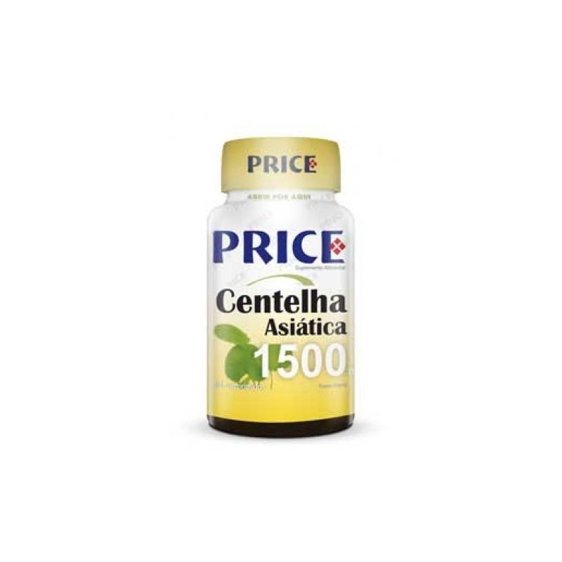 CENTELHA ASIATICA 1500MG 90 COMPRIMIDOS - PRICE