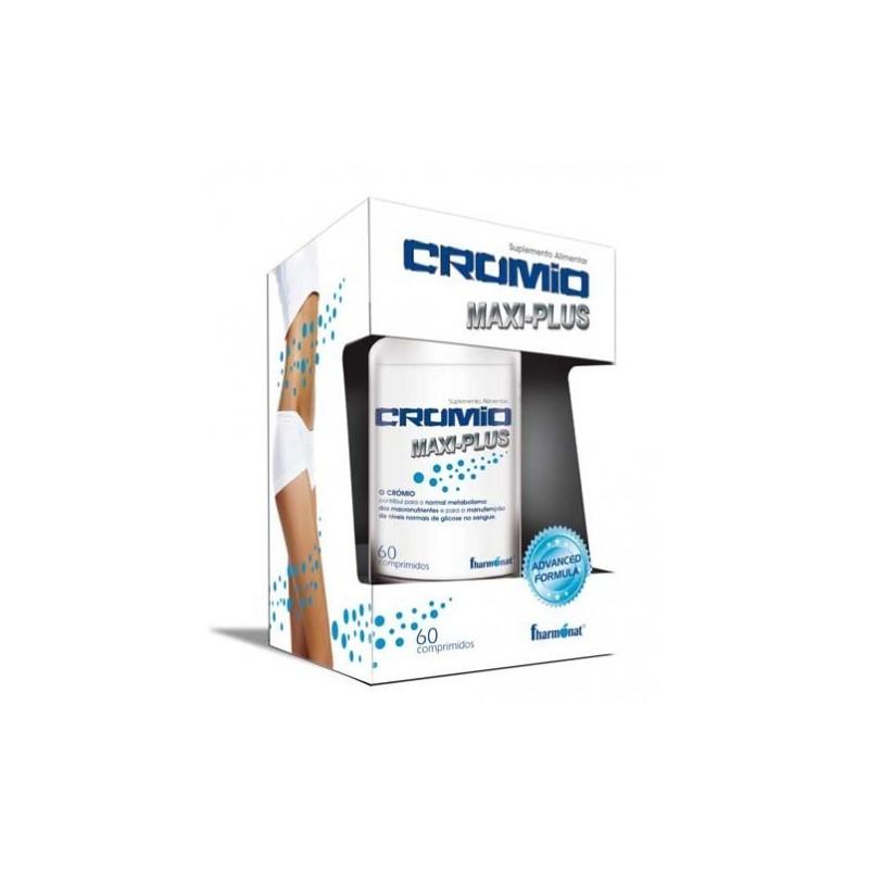 CROMIO MAXI-PLUS 60 COMPRIMIDOS