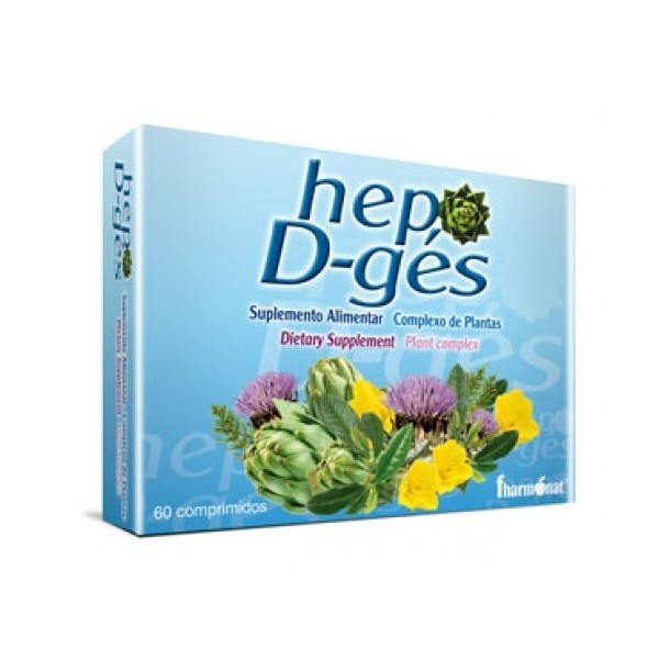HEP DIGES 60 COMPRIMIDOS - FHARMONAT