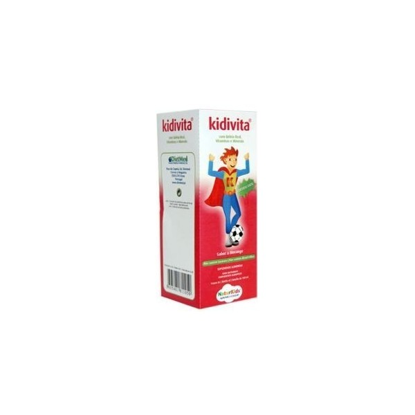 Kidivita - frasco de 150 ml