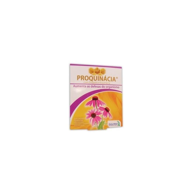 Proquinácia - Propolis e Equinácia - 60 cápsulas