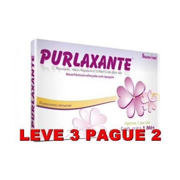 PURLAXANTE 30 COMPRIMIDOS - LEVE 3 PAGUE 2