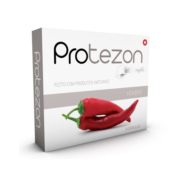 Protezon Rapide - 4 cápsulas