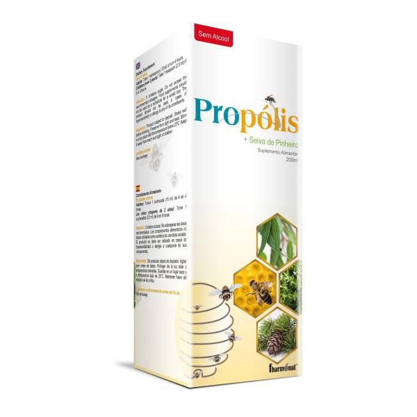 PROPOLIS XAROPE 200ML