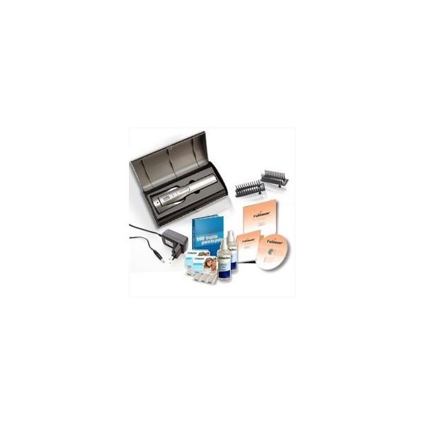 Folilaser - Escova Laser para recuperar o cabelo!