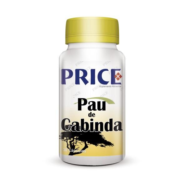 PAU DE CABINDA 30 COMPRIMIDOS