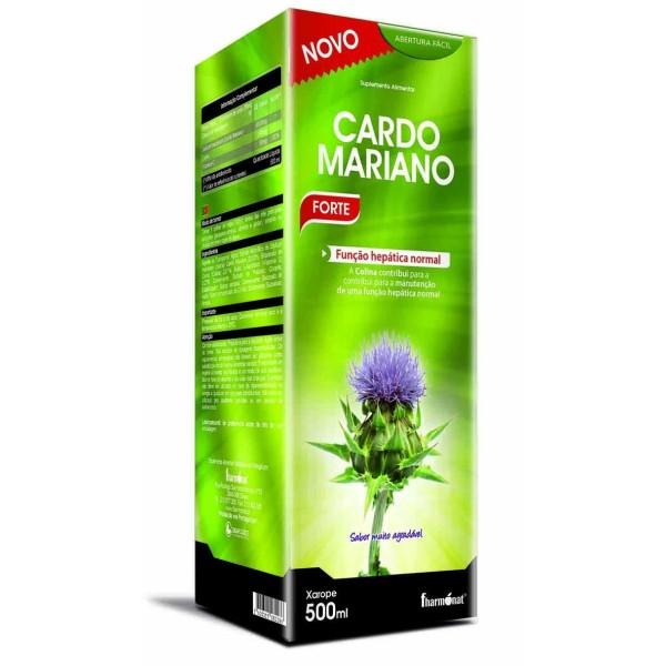 XAROPE DE CARDO MARIANO - 500ml