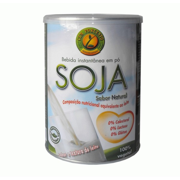Bebida de Proteina de Soja - Sabor Natural