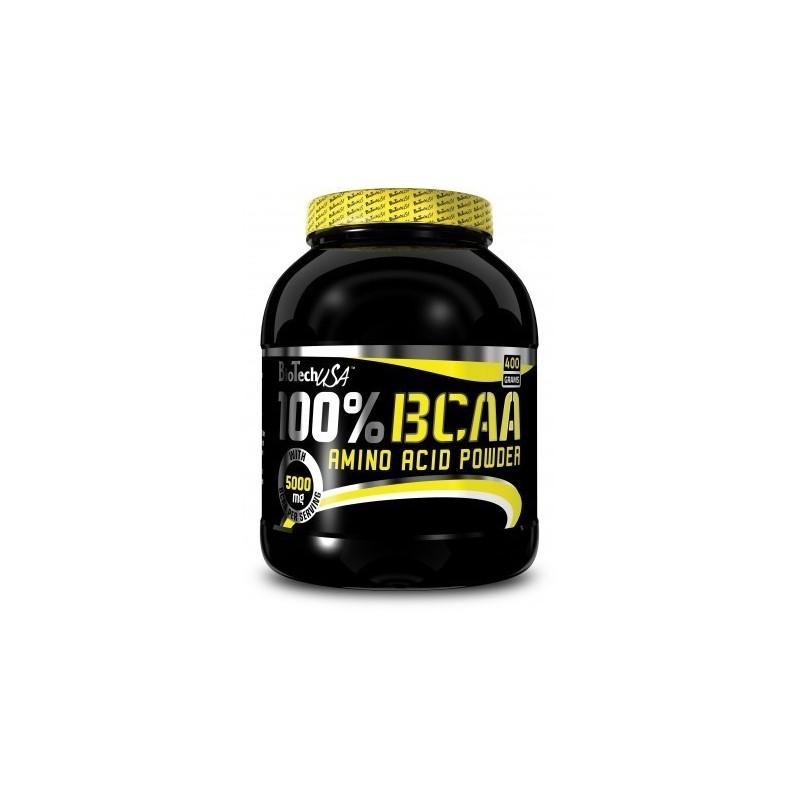 100% BCAA 400gr
