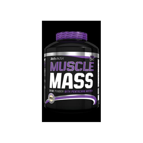 Muscle Mass 2270 Gr