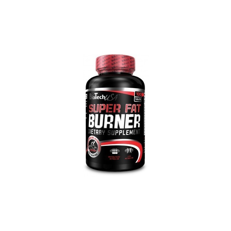 Super Fat Burner – 120 comp