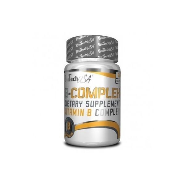 Vitamina B-Complex – 60 comp.