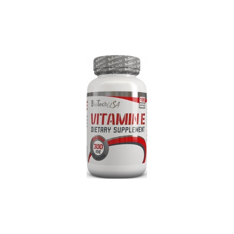 Vitamina E 400 – 100caps