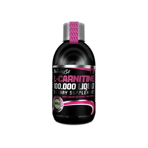 L-Carnitine 100 000 Liquid 500 ml
