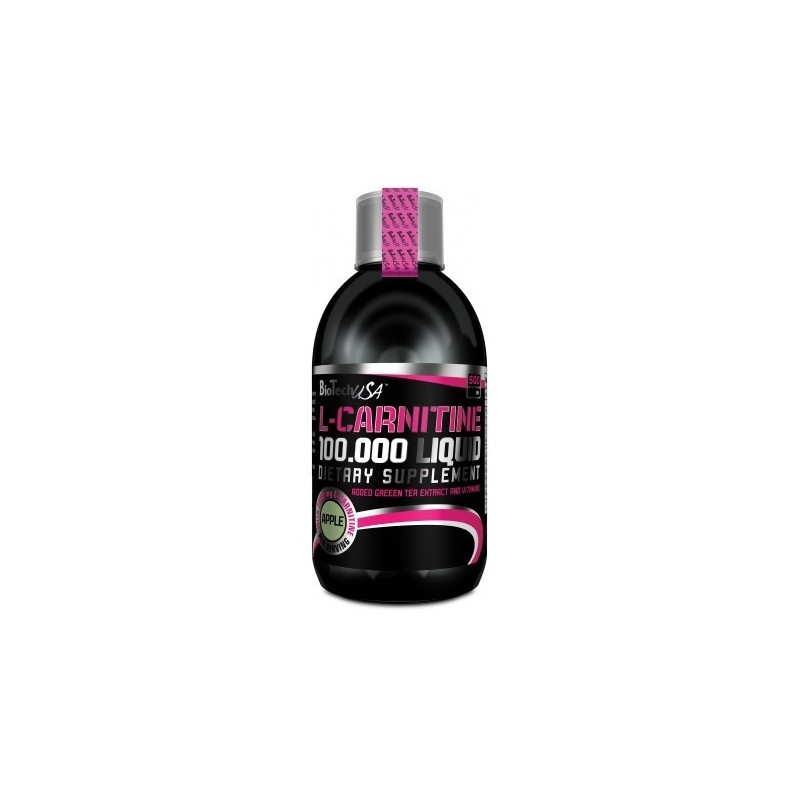 L-Carnitine 100 000 Liquid 500 ml