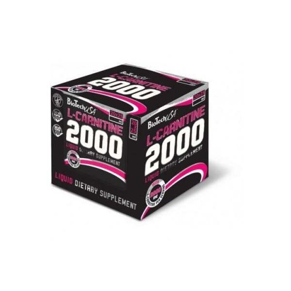 Liquid L-Carnitine Amp 2000mg 20x25ml