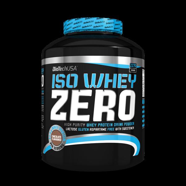 Iso Whey Zero 2270Gr - Sem Lactose
