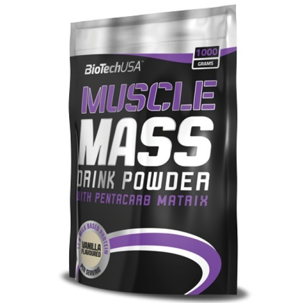 Muscle Mass 1000 Gr - Saco