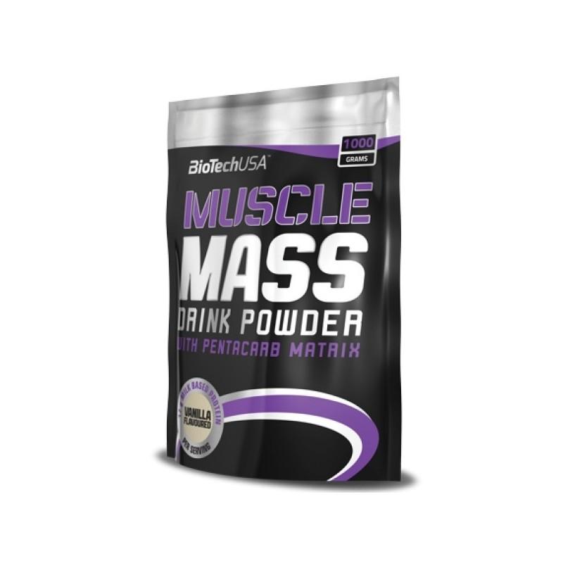 Muscle Mass 1000 Gr - Saco