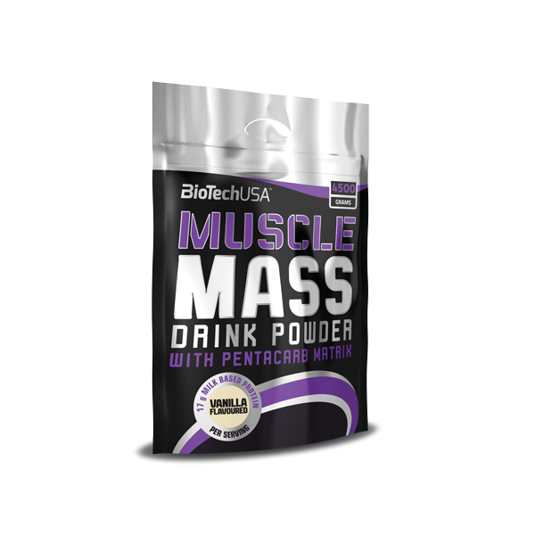 Muscle Mass 4500Gr - Saco