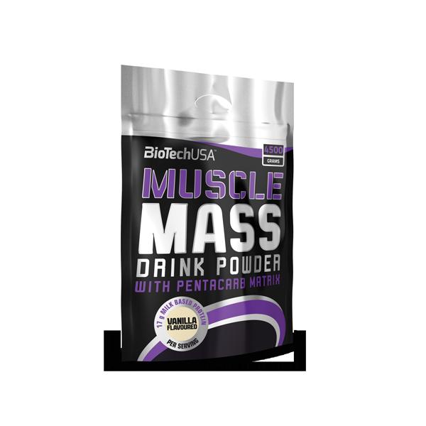 Muscle Mass 4500Gr - Saco