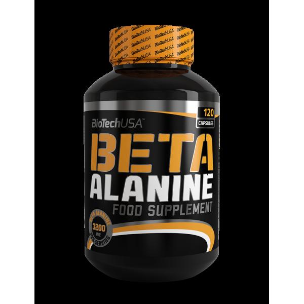 Beta Alanine 120 caps