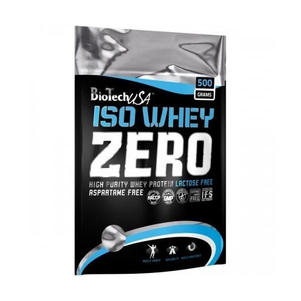 Iso Whey Zero 500Gr