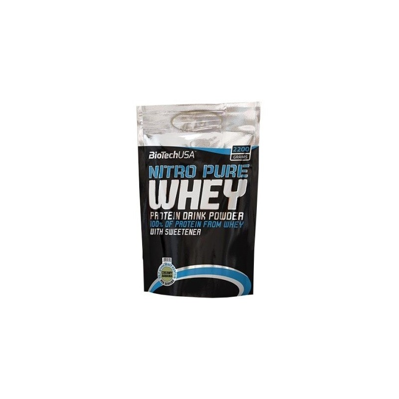 Nitro Pure Whey 2200gr - Biotech