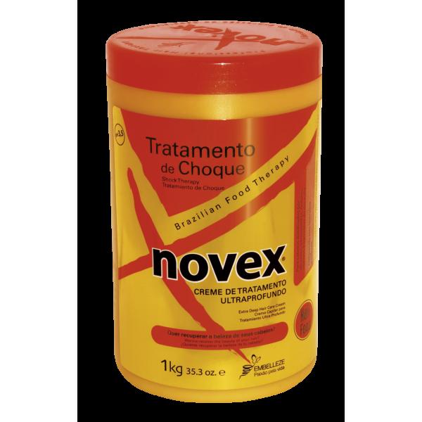 Novex Tratamento de Choque 1Kg