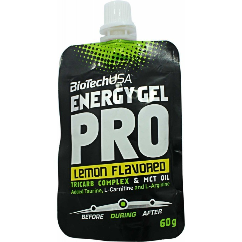 Biotech USA Energy Gel Pro 60 gr