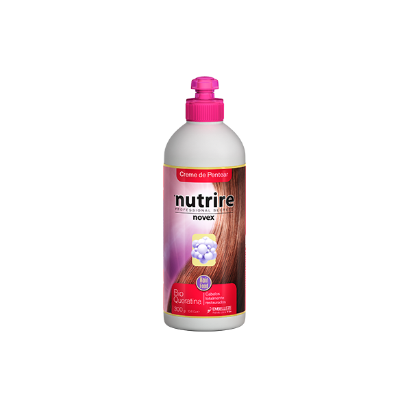 Nutrire Novex Creme de Pentear Bio Queratina 300ml