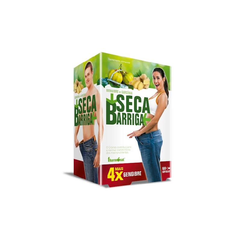 SECA BARRIGA 60 CÁPSULAS