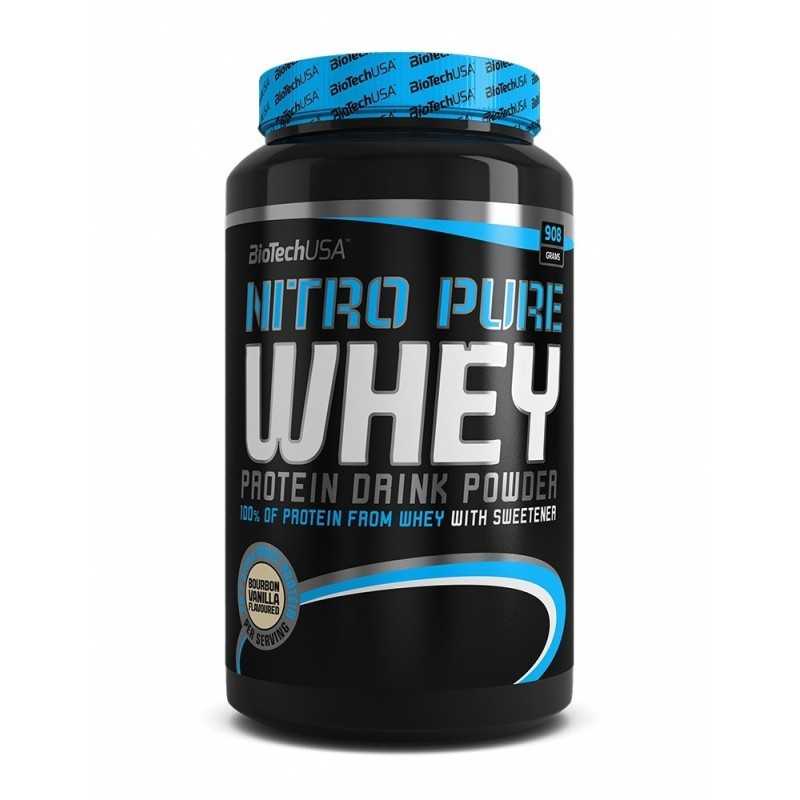 Nitro Pure Whey 908gr - Biotech