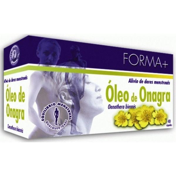 Óleo de Onagra - Forma + 45 cápsulas