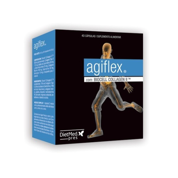 AGIFLEX | 40 CAPSULAS