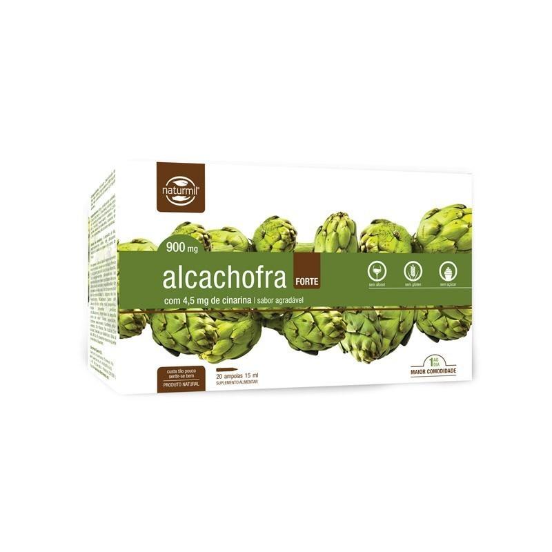 ALCACHOFRA FORTE | 20 X 15 AMPOLAS