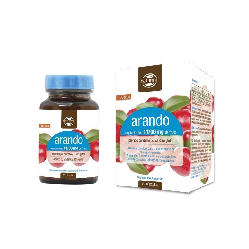 ARANDO 90MG | 60 CAPSULAS
