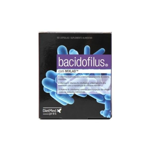 BACIDOFILUS | 60 CAPSULAS