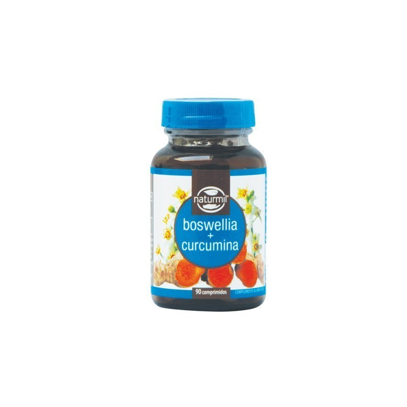 BOSWELLIA + CURCUMINA | COMPRIMIDOS
