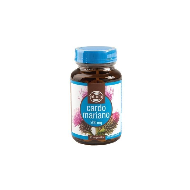 CARDO MARIANO 500MG | 90 COMPRIMIDOS