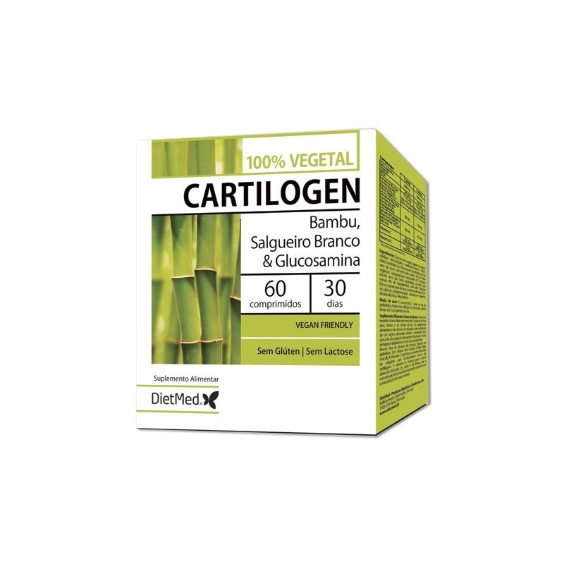 CARTILOGEN 100% VEGETAL | 60 COMPRIMIDOS