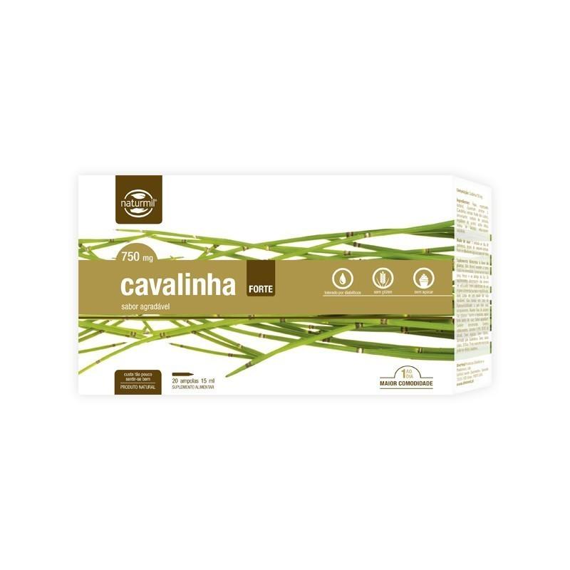 CAVALINHA FORTE | 20 X 15ML AMPOLAS