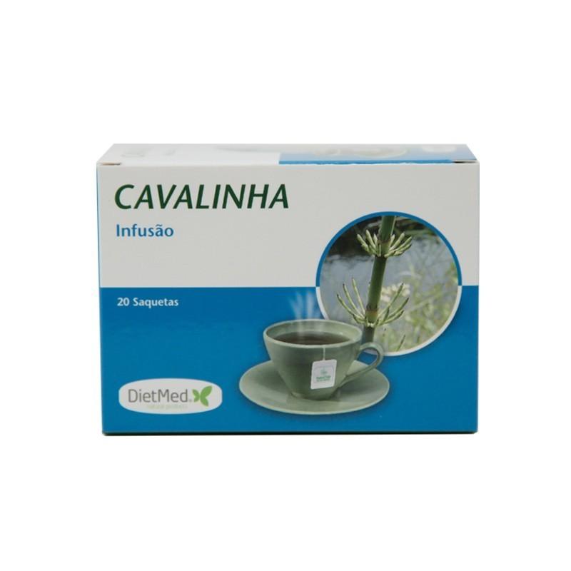 CHA CAVALINHA | 20 SAQUETAS