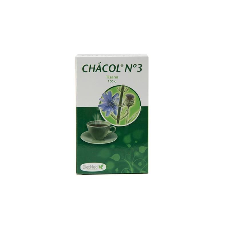 CHA N.3 - CHACOL | 100G